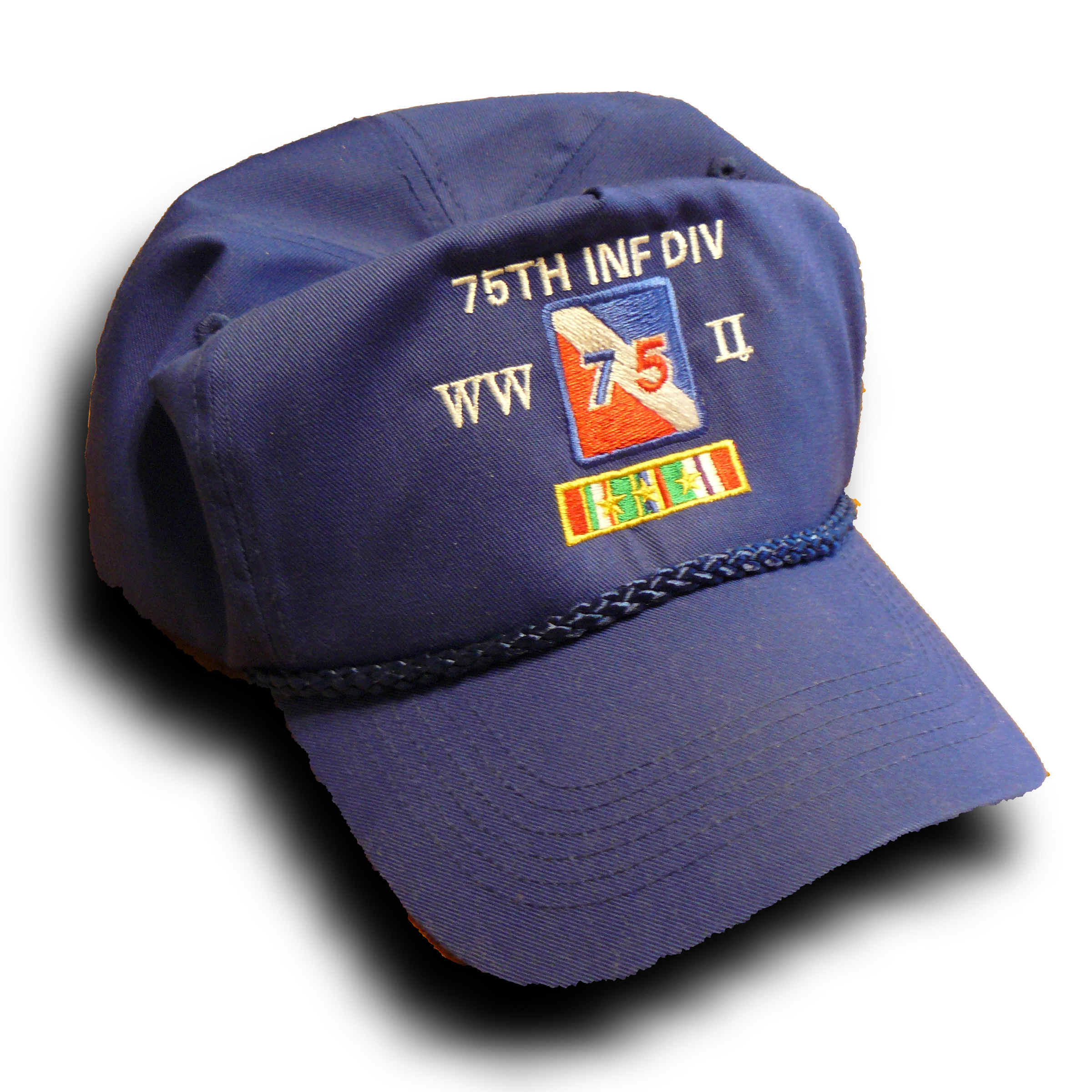 75th Infantry Division WWII - Ball cap